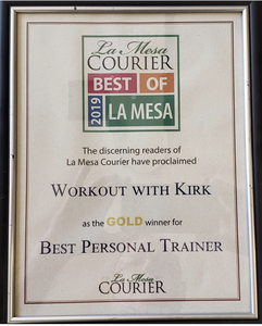 Kirk Texeira - The Best Personal Trainer In La Mesa 2019